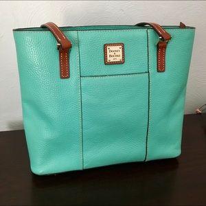 Mint D&B purse